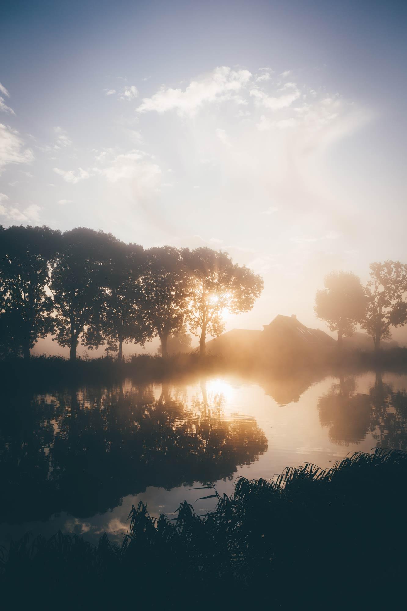 Amstel Uithoorn Mist