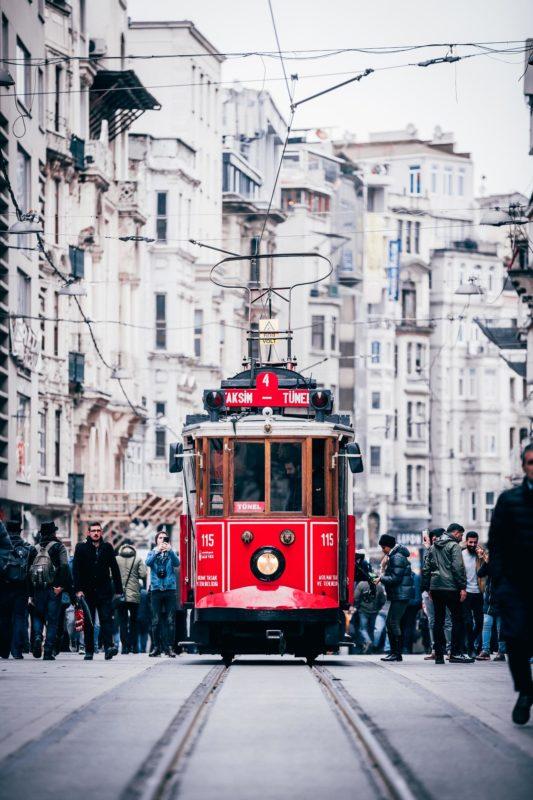 Istanbul Taksim Tunelsi
