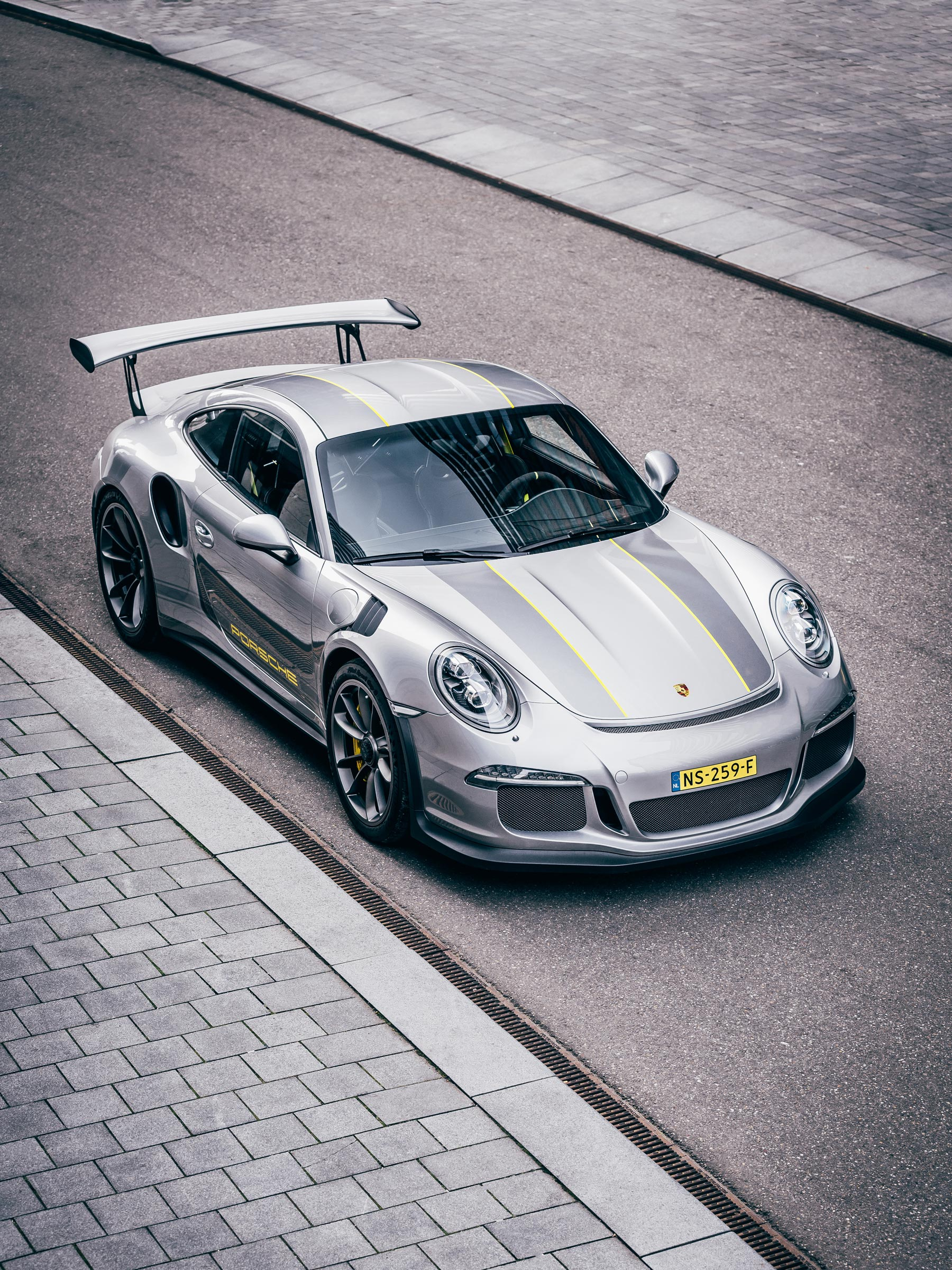 Porsche fotografie